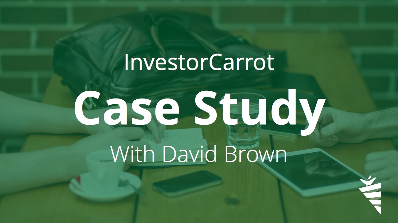 Investor Carrot Customer Story - How David Brown Uses Carrot for Content Marketing