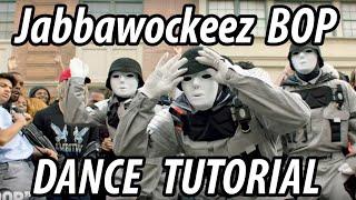 "JABBAWOCKEEZ - DaBaby ""BOP"" Dance Move Tutorial (From Music Video)"