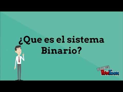 ¿Qué es el comercio de sistemas binarios?