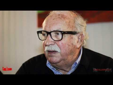 Interview de Jean Becker à propos de Bienvenue parmi nous