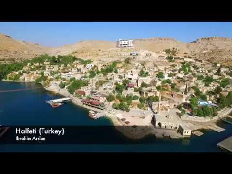Halfeti /Sanliurfa (Turkey) - Rum Kalesi - Gaziantep