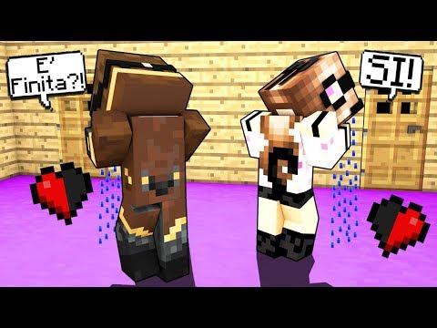 HO DIVORZIATO DA ANNA! - Casa di Minecraft #43