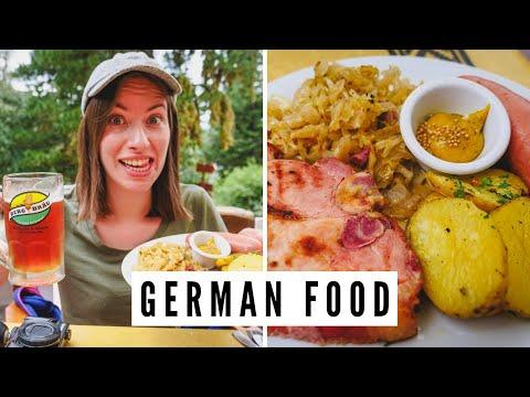 Visiting La Cumbrecita, Cordoba + Eating German Food In Argentina