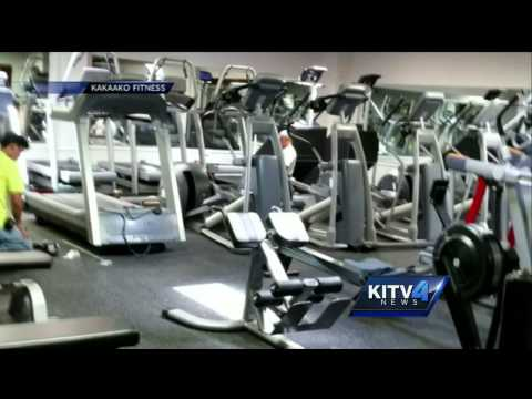 New gym opens in Kakaako