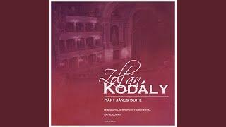 Háry János Suite: I. Prelude. The Fairy Tale Begins