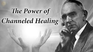 Edgar Cayce's Views on Channeled Healing 🌅 | Abbey Normal's Wisdom Quest