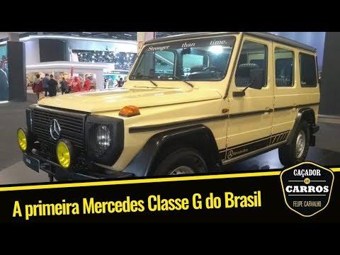 """Mercedes-Benz 300 GD, """"MAIS FORTE QUE O TEMPO"""" // Caçador De Carros"""