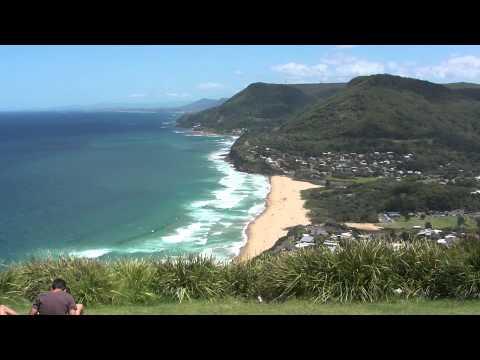 Stanwell Park/ Tops beautiful view South Coast NSW Australia