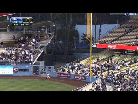 Adrian Gonzalez Dodgers Highlights