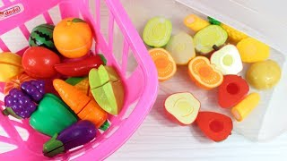 Meyve Sebzeleri Öğreniyoruz Meyve Sebze Salatası Yapıyoruz Eğitici Çocuk Oyunları