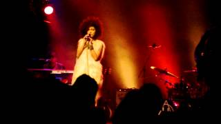 Andy Allo LIVE in Hamburg on SUPERCONDUCTOR Europe Tour 2013, December 9th 2013 - 1080p HD