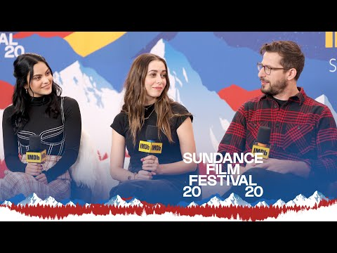 Sundance Film 'Palm Springs' Script Made Andy Samberg Genuinely LOL | FULL INTERVIEW