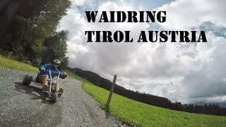 Waidring am Steinplatte Tirol Austria. Extended version