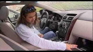 131 Mazda CX9 против Honda Pilot - Наши тесты