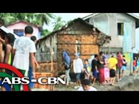 2 patay, 2,000 pamilya inilikas dahil sa pag-ulan sa Zamboanga City