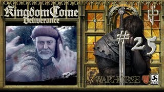Let's Play Kingdom Come: Deliverance #25 Schlag den Vogt