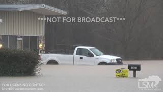 2-22-2019 Grenada, Ms Flash Flooding, cars, homes and businesses flooded, drone and ground shots.mp4