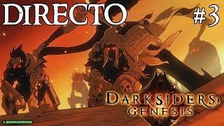 Darksiders Genesis - Directo #3 - Español - Modo Difícil -  Final del Juego - Ending - PC
