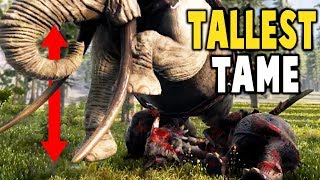 Dark and Light - BIGGEST MOUNT IN GAME, WORST TAMING FAIL EVER! - (10) Dark and Light Gameplay