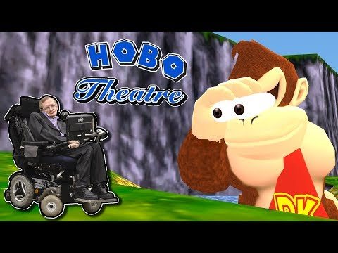 Stephen Hawking and the Curious Dong || Hobo Theatre
