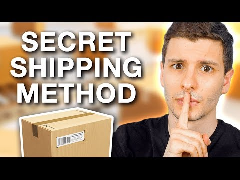 The Secret Shipping Method You've Never Heard Of
