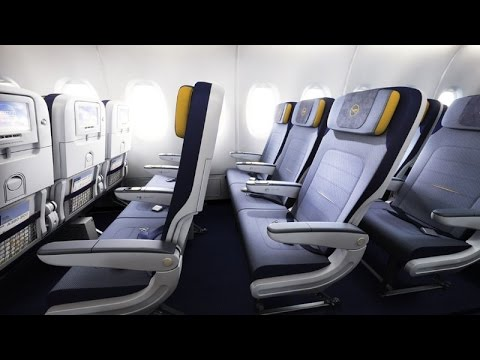 lufthansa a380 b737 500 economy class pvg fra haj youtube. Black Bedroom Furniture Sets. Home Design Ideas