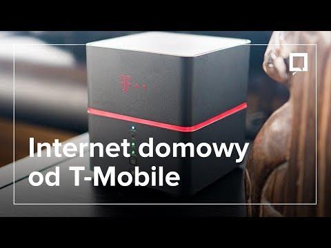 Na czym polega internet domowy od T-Mobile?