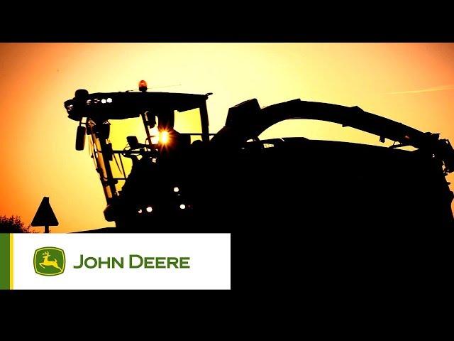 John Deere - Teaser Matériels de récolte