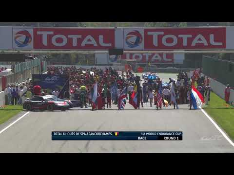 2018 Total 6 Hours of SpaFrancorchamps  Full Race Replay
