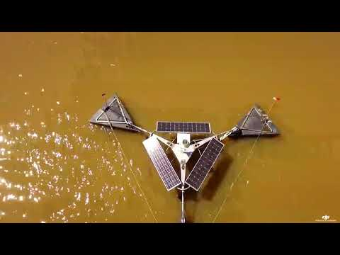 Adrian lake flyover, Adrian MI