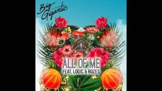 Watch Big Gigantic All Of Me feat Logic  Rozes video