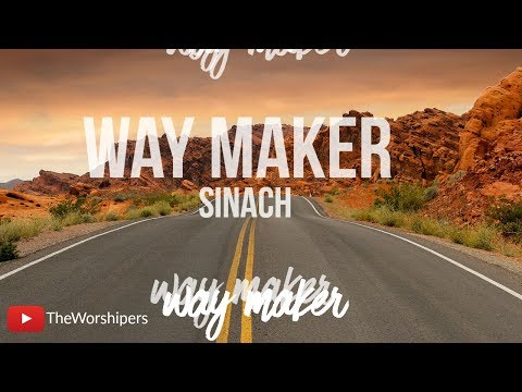 Chords for WAY MAKER -SINACH LYRICS+TRADUCTION