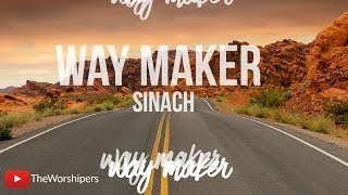 WAY MAKER -SINACH LYRICS+TRADUCTION