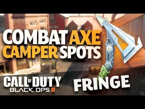 BO3 | FRINGE Combat Axe Spots (Tomahawk/Sniper Tutorials) Hopeless Gamers
