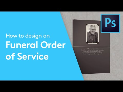 how-to-design-a-funeral-programme-/-order-of-service-in-photoshop-|-design-tutorial