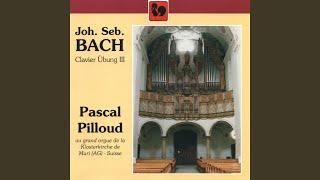 Chorale Preludes, BWV 669-689: Kyrie, Gott heiliger Geist, BWV 671