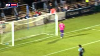 Wycombe v Coventry– Football League Trophy 2014/2015