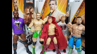 NEW WWE FAN CENTRAL DANIEL BRYAN MOJO RAWLEY & AKIRA TOZAWA FIGURE REVIEW