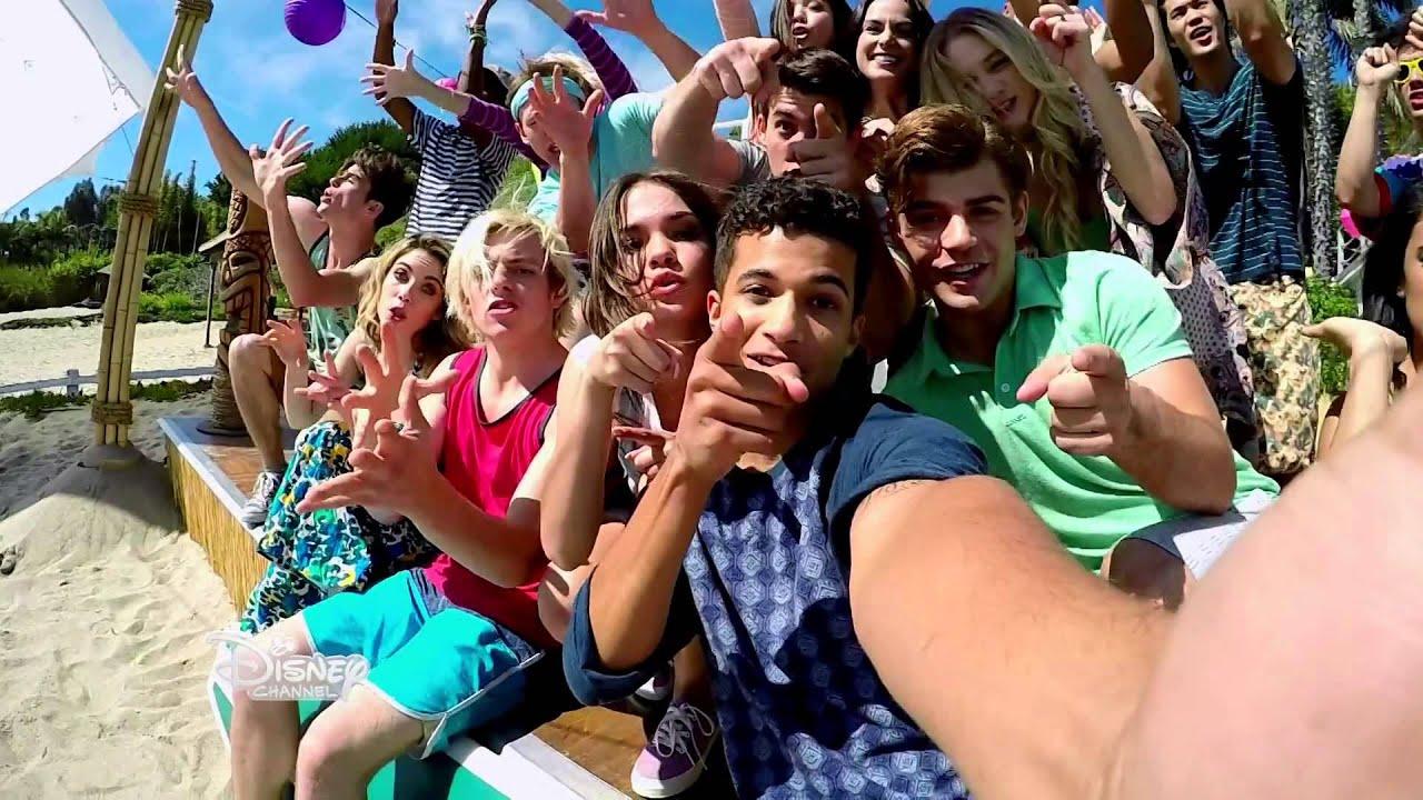 Teen Beach 2 Besetzung