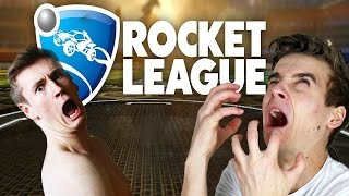 WOKE UP THE NEIGHBOURS OOPS | ROCKET LEAGUE