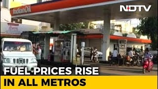 Petrol Price Crosses 90 Rupees In Mumbai, Cheapest In Delhi Among Metros