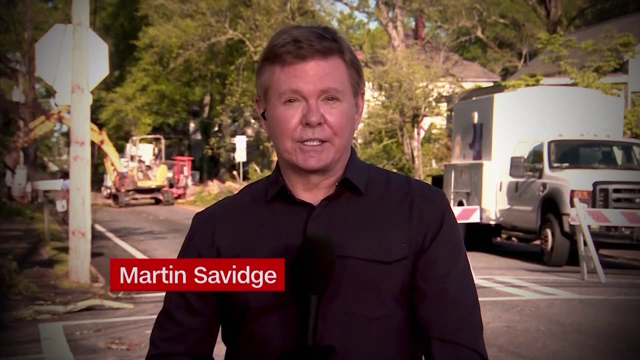 "CNN USA: ""This is CNN"" promo - Martin Savidge"