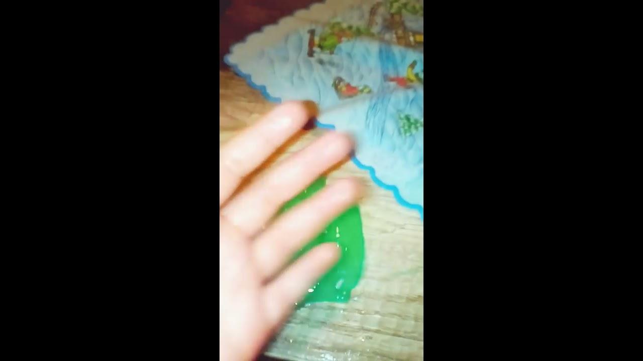Diy Slime mit 2 Zutaten 😱der jeder zu Hause hat/Diy Slime - YouTube