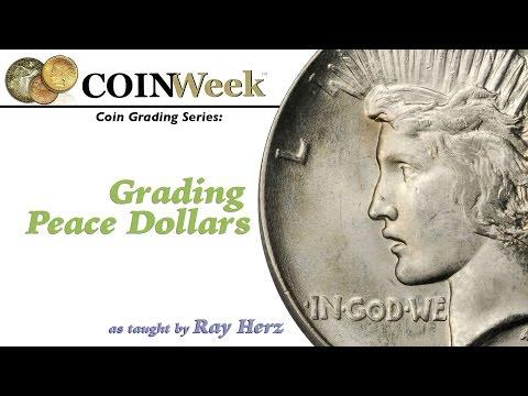 CoinWeek Grading Series: Peace Dollars
