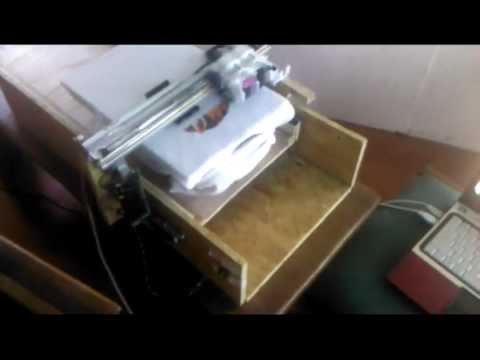 My HP DIY DTG T-Shirt Printer