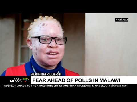 The killing of people living with albinism in Malawi a cause for concern