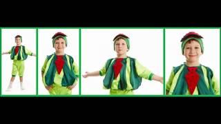 костюм  Арбуз  для детей  Магазин GrandStart.ru