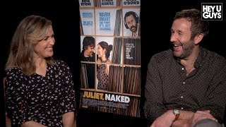 James Kleinmann spoke with the film's stars Chris O'Dowd and Rose B...