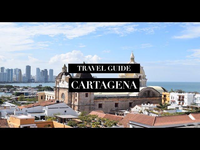 CARTAGENA | TRAVEL GUIDE | I.S.C. TV EP 1
