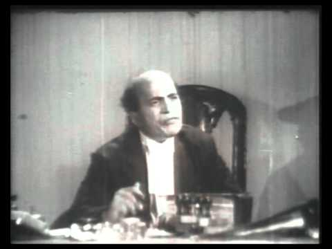 Court Scene from Jagachya Pathiver